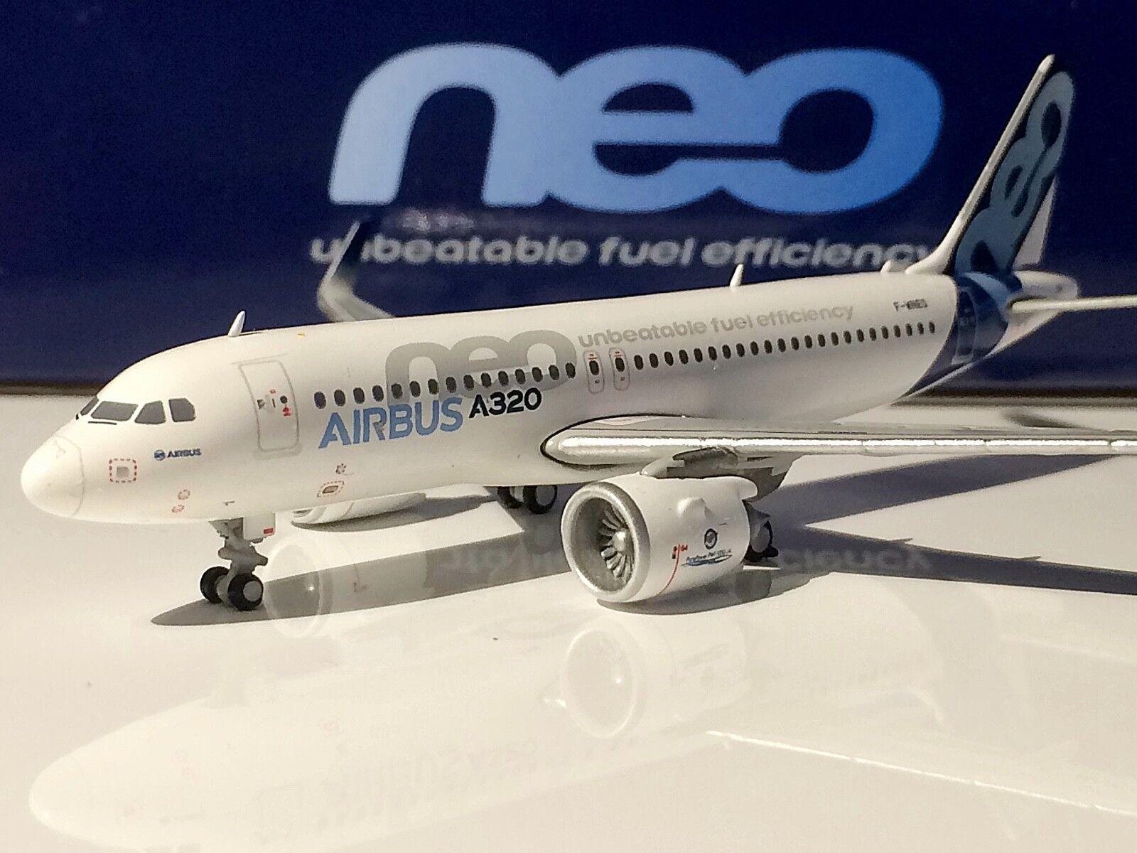 JC Wings Wings Wings 1 400 Airbus Industries Airbus A320Neo F-WNEO AVIATIONMODELSHOP    Haben Wir Lob Von Kunden Gewonnen  1aa15c