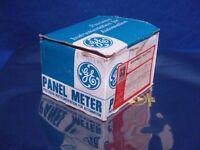 General Electric Type Do-91 Panel Meter