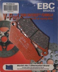 EBC FA094V SemiSintered Front Brake pads Harley Davidson FLSTSC Springer 2005-07