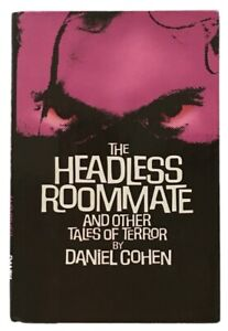 Daniel-Cohen-The-Headless-Roommate-and-Other-Tales-of-Terror-FIRST-EDITION-MINT