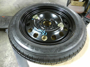 11-12-13-14-15-BMW-X1-SPARE-TIRE-WHEEL-DONUT-155-70-17-NEW-17-034
