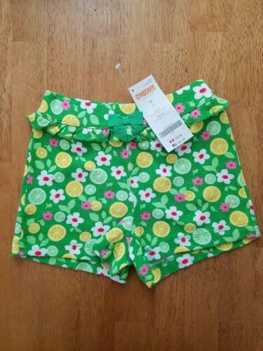 NWT Gymboree Toddler Girl Shorts Size 2T
