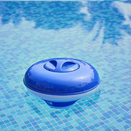 Swimming Pool Cleaner Swimline Large Capacity Pool Floating Chlorine Dispens Spa
