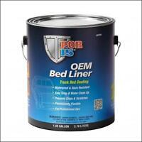 Por-15 49701 Black Bed Liner Truck Bed Coating (gallon) (por-15 49701)