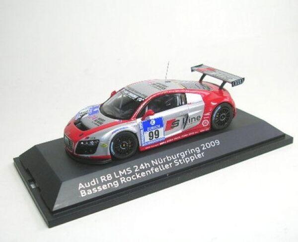 Audi R8 Lms No.99 24 H Nürburgring 2009