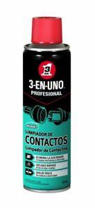 3-EN-UNO Profesional 250ml Limpiador de Contactos (5032227340916)