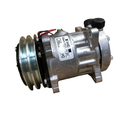 Brand New A//C Compressor and Clutch CO 4643 ORIGINAL SANDEN