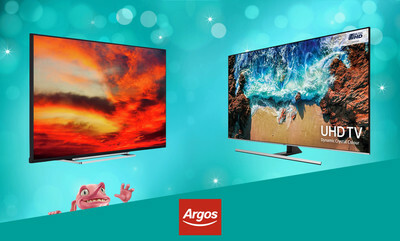 Free Delivery on selected Large TVs