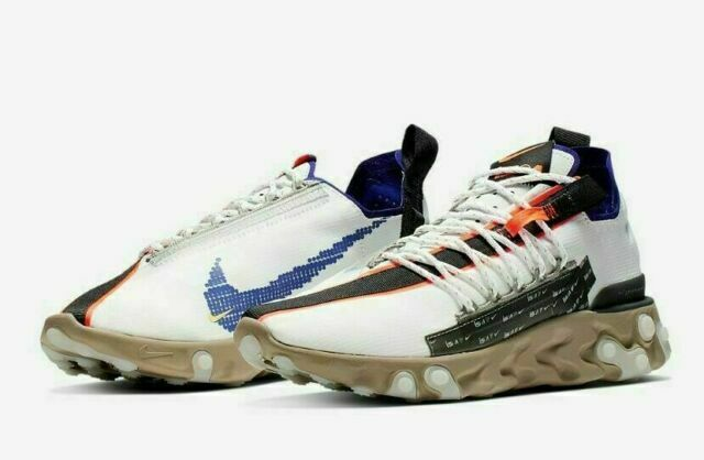 Size 6.5 - Nike React WR ISPA Summit White 2019 for sale online | eBay