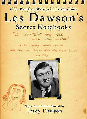 """AS NEW"" Dawson, Les, Les Dawson's Secret Notebooks Book"