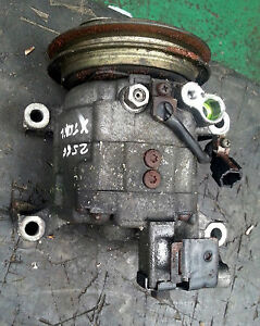 NISSAN-X-TRAIL-T30-2-2dCi-AIR-CONDITIONING-COMPRESSOR-PUMP