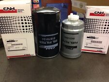 FORD NEW HOLLAND 40 series oil and fuel filter kit 7740 6640 7840 8340 etc.