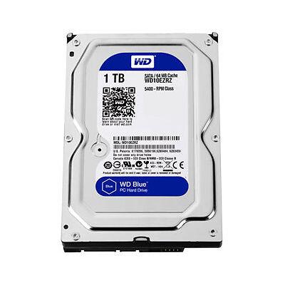 WDBlue 1TB Desktop 3.5-inch Hard Drive ( WD10EZEX ) SSD