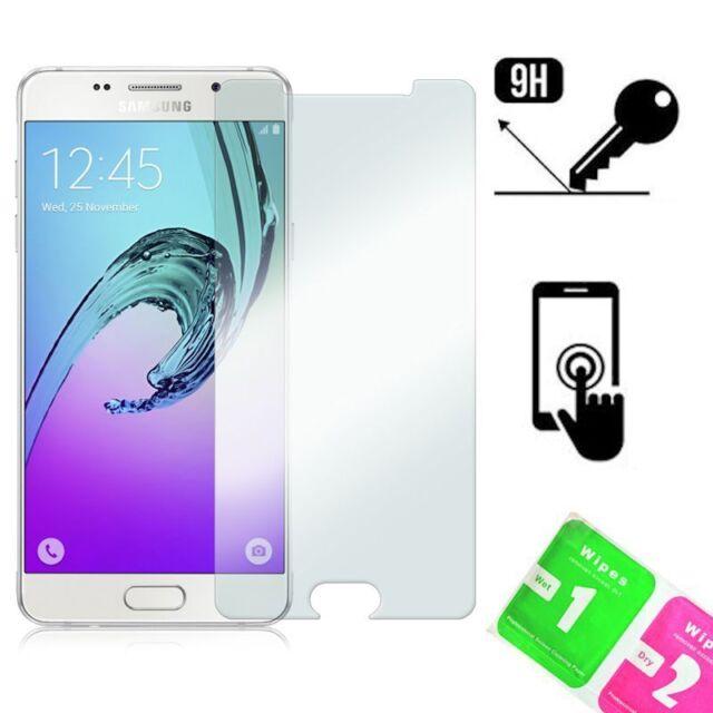 Samsung Galaxy A5 2016 Panzerglas Echtglas Schutzglas Display GLAS TEMPERED 9H