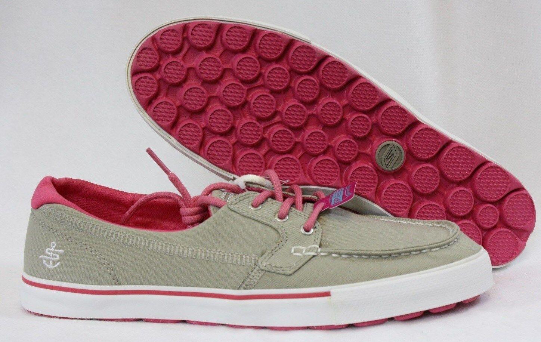 NEW donna SKECHERS SKECHERS SKECHERS Go Vulc Crew 13735 STN GoGa Mat Boat Style scarpe da ginnastica scarpe 38bbdc