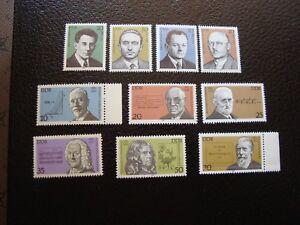 Germany-Rda-Stamp-Yvert-Tellier-N-2246-49-2258-63-N-MNH-COL9