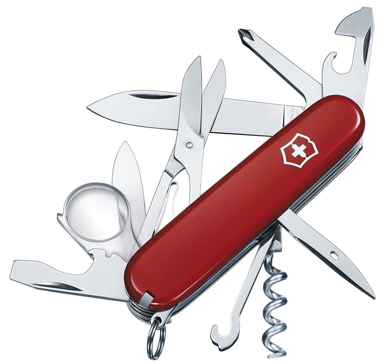 New Swiss Army Knife Swiss Explorer Victorinox - Free Shipping