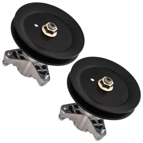 """2 Pack Spindle Assy for Cub Cadet 42/"""" Deck 618-0624 618-0659 918-0624 918-0624A"""