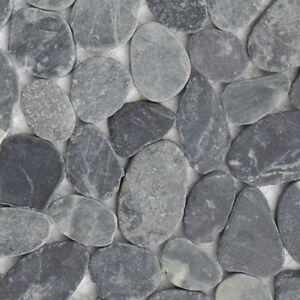 Mosaik Fliesen Dusche Bad Naturstein Kiesel Boden Matten Qm - Mosaik fliesen für den duschbereich