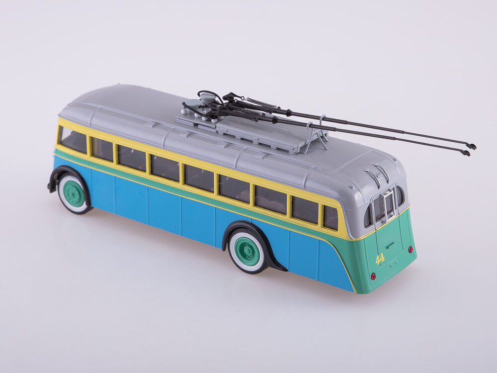 Scale Scale Scale model bus 1/43 trolleybus YATB-1 b79152