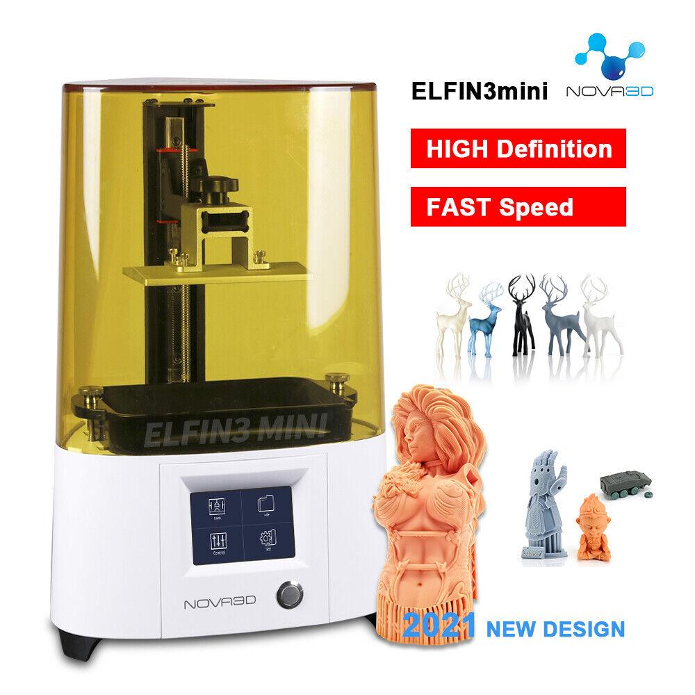 NOVA3D Elfin3 mini 3D Printer 5.5
