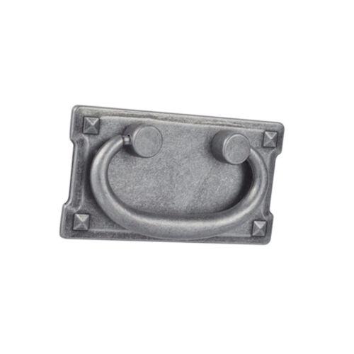 Cabinet Knobs Drawer Door Bin Wardrobe Drop Ring Pulls Handle for Bin Drawer
