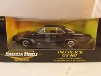 American Muscle1:18 Scale Diecast Car 1967 Buick Gs 400