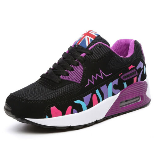 Women Running Tennis Trainer  Sneaker Lady Athletic Sports Wedge Mesh Shoes New