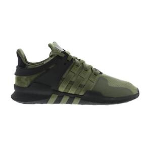 Details about Mens ADIDAS EQUIPMENT SUPPORT ADV Olive Green Trainers CM7416
