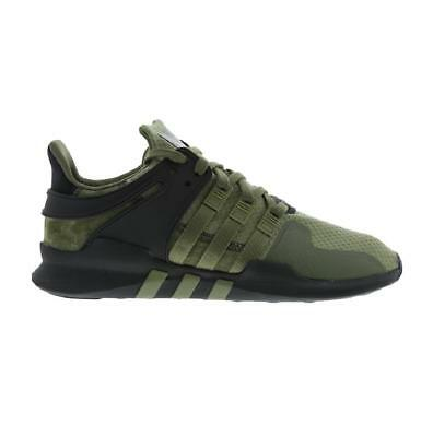 Mens ADIDAS EQUIPMENT SUPPORT ADV Olive Green Trainers CM7416   eBay