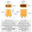 10-Stueck-XT30-Stecker-Buchse-Connector-Weiblich-Female-Goldstecker-Lipo-Akku-30A Indexbild 2
