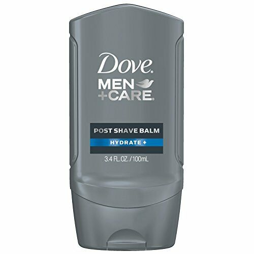 Dove Men Care Post Shave Balm Hydrate 3.4Oz Each