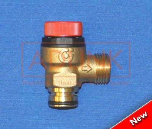 Glowworm Compact 75E 80E 100E Chaudière Pression RELIFE Valve 2000801208 a 801208