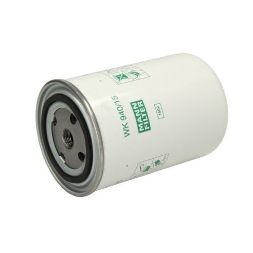 Filtro de combustible hombre-filtro WK 940//15