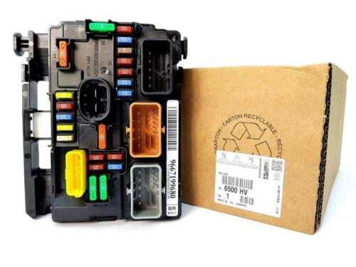 Scatola Fusibili Vano Motore Originale PSA Citroen DS3 C3 207 1007 OE 6500HV