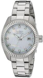878ac6fb216 Invicta Women s 20351 Specialty Analog Display Quartz Silver Watch ...