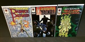 SHADOWMAN-8-1st-Appearance-Master-Darque-Passages-Valiant-Comics-Lot-1994-VF-NM
