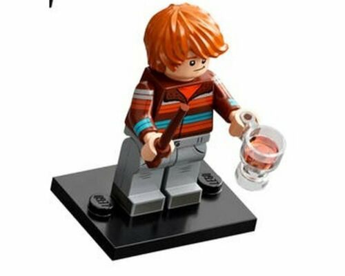 Harry Potter Series 2 Ron Weasley 71028 LEGO Minifigures BRAND NEW