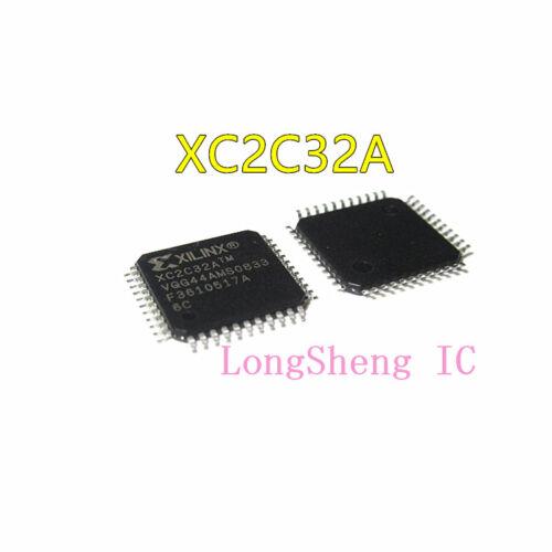 3PCS XC2C32A-6VQG44C IC CR-II CPLD 32MCELL 44-VQFP 2C32 XC2C32