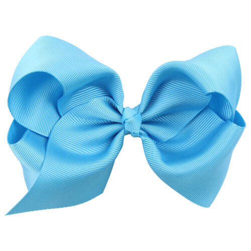 Fashion Kid Girls Hair Clips Cloth Bow Hairpin Hair Claw Clips Baby Hair Decor