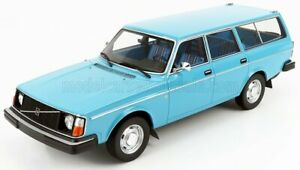 DNA COLLECTIBLES 1/18 VOLVO | 245 DL STATION WAGON 1975 | LIGHT BLUE