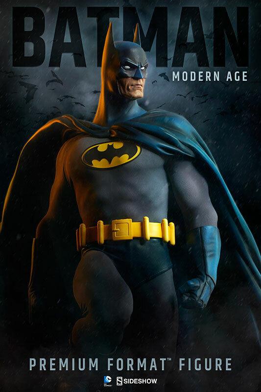 BATuomo Modern AGE Premium Format statue – Sidemostrare  Robin, Joker, Catdonna