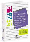 The Grantseeker's Answerbook by Jacqueline Ferguson, et al (Paperback, 1999)