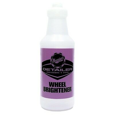 MEGUIARS WHEEL BRIGHTENER BOTTLE - 32 OZ. D20140
