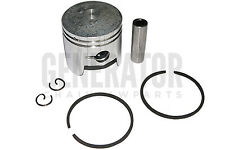 Piston Kit w Rings Parts 41.1mm For Poulan Partner Chainsaw 220 221 260 350 351