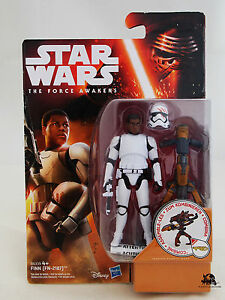 Figurine Hasbro STAR WARS The Force awakens FINN FN-2187 Stormtrooper Figure