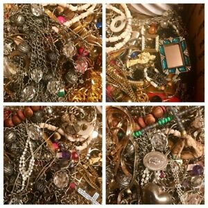 Vintage-Now-Jewelry-Lot-Mix-10-Pc-Customized-For-You-ALL-GOOD-Wear-Resell-EXTRAS