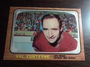 1966-topps-108-VAL-FONTEYNE-COND-EX-NM
