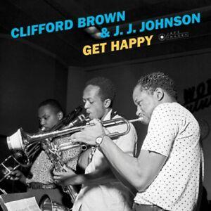 Brown-Clifford-Johnson-J-J-Get-Happy-New-Vinyl-Bonus-Tracks-Gatefold-LP
