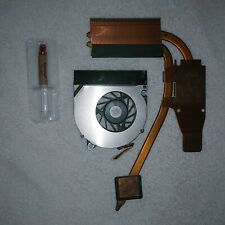 cooler for HP 8510P 8510W cooling heatsink with fan 452227-001 452199-001 tested